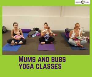 Mums and Bubs Yoga Capalaba
