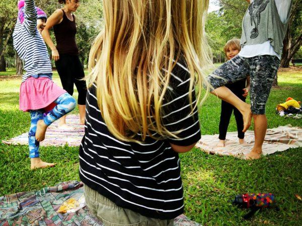 Yoga in Capalaba